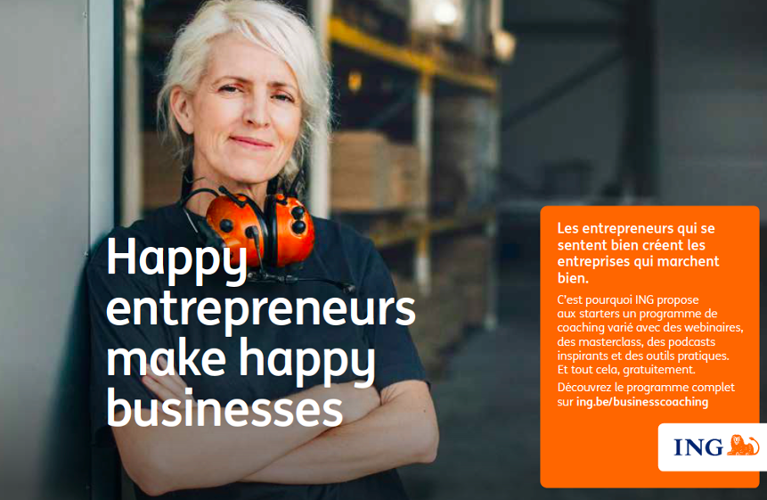 ING Happy Entrepreneurs