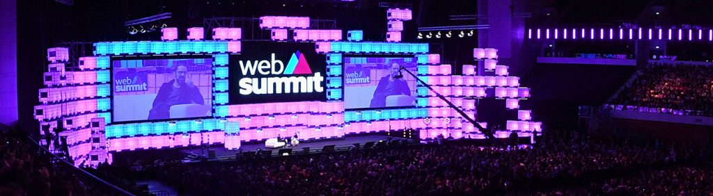 WebSummit 2019 by Yann Balbaert